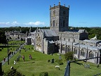 St David's Cathedral, near Haverfordwest